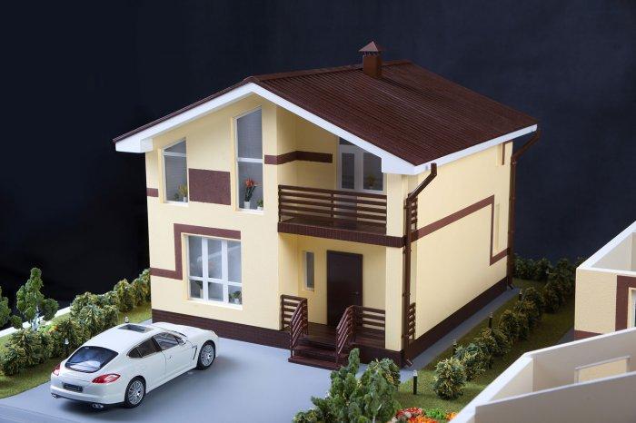жить в кукольном домике